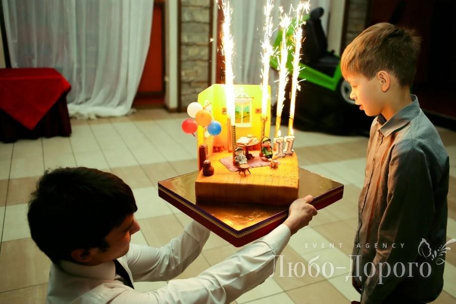 День рождения Богданчика