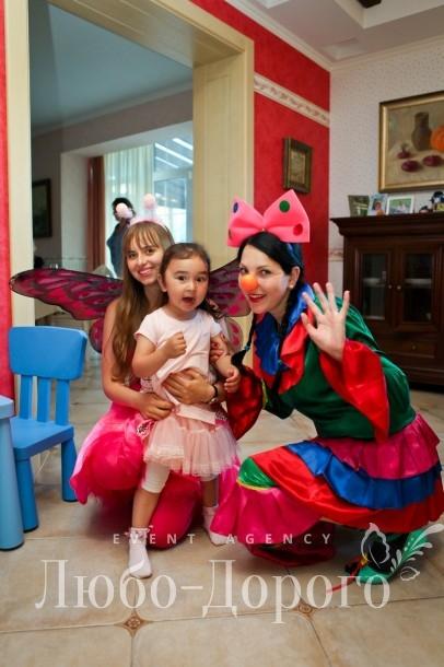 Праздник маленькой принцессы