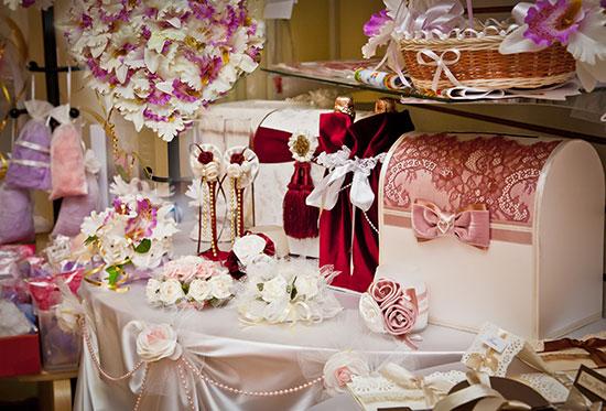 Свадебные аксессуары москва