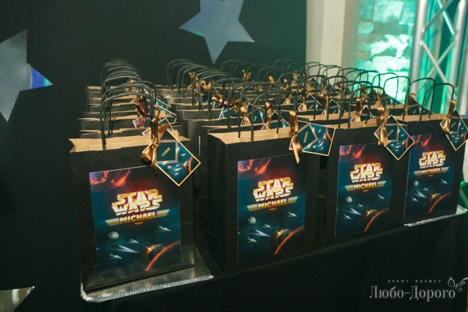 Детский праздник в стиле «Star Wars»