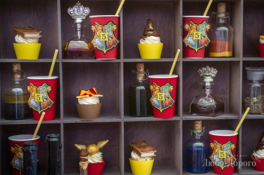 День рождения в стиле «Harry Potter»