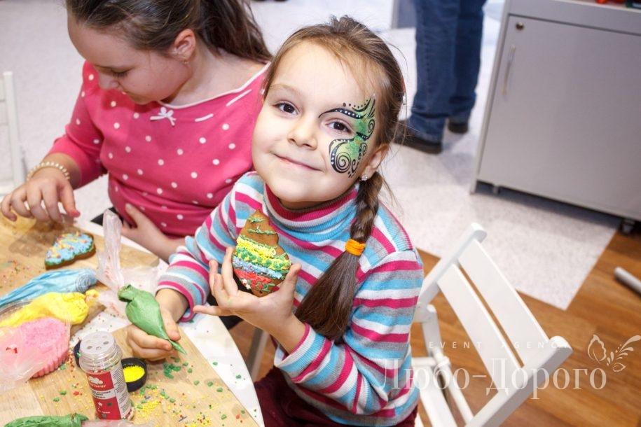 Открытие детского универмага «Смик»