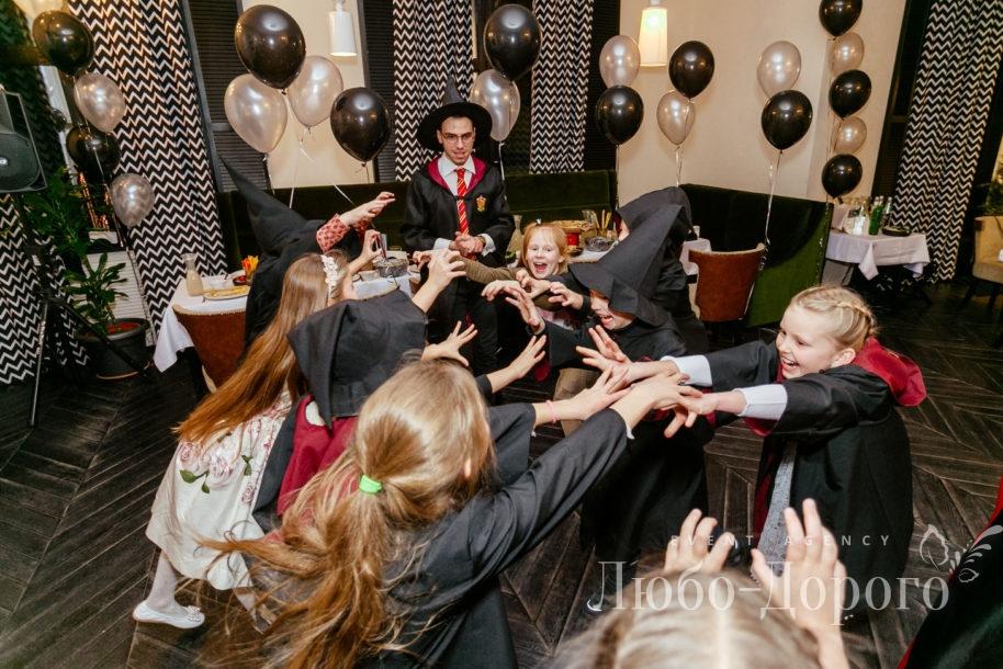 День рождения в стиле «Гарри Поттер» - фото 45>