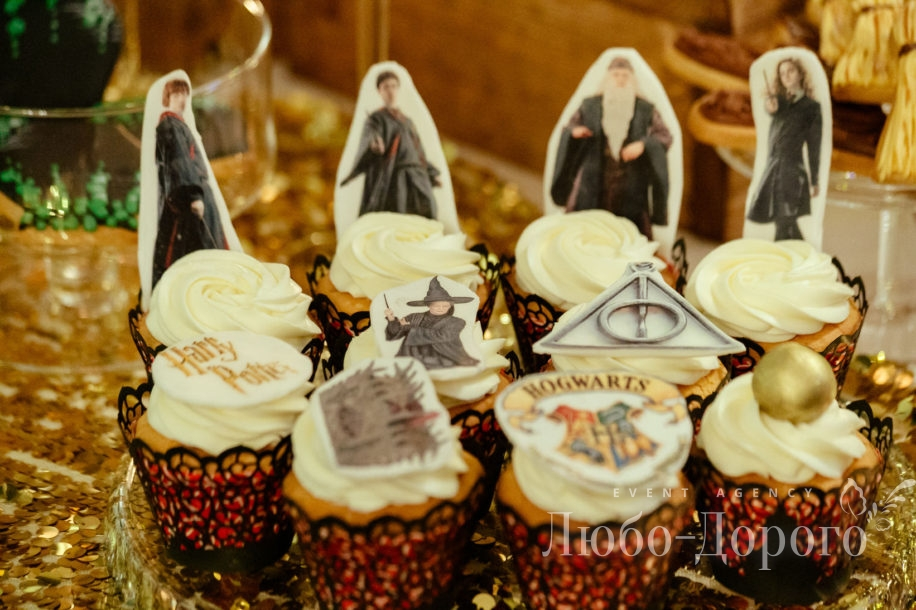 День рождения в стиле «Гарри Поттер»