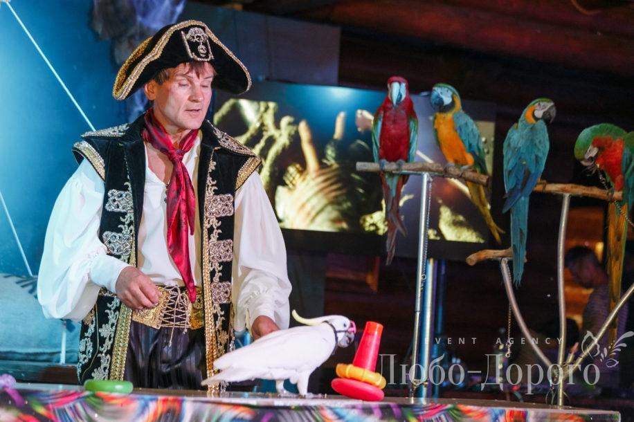 День рождения в пиратском стиле - фото 29>