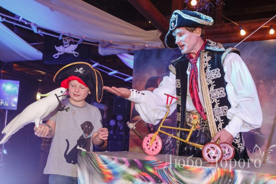 День рождения в пиратском стиле - фото 27>