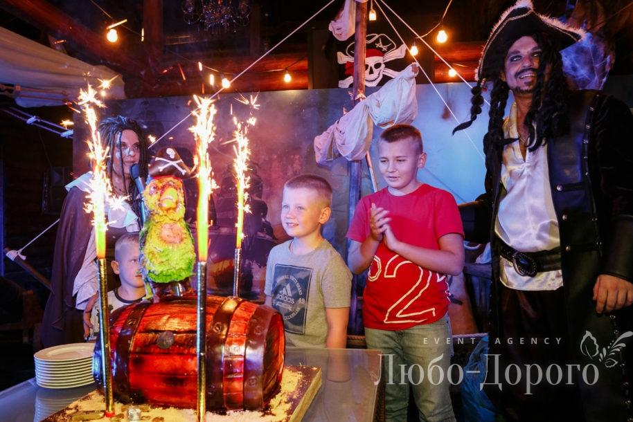 День рождения в пиратском стиле - фото 41>