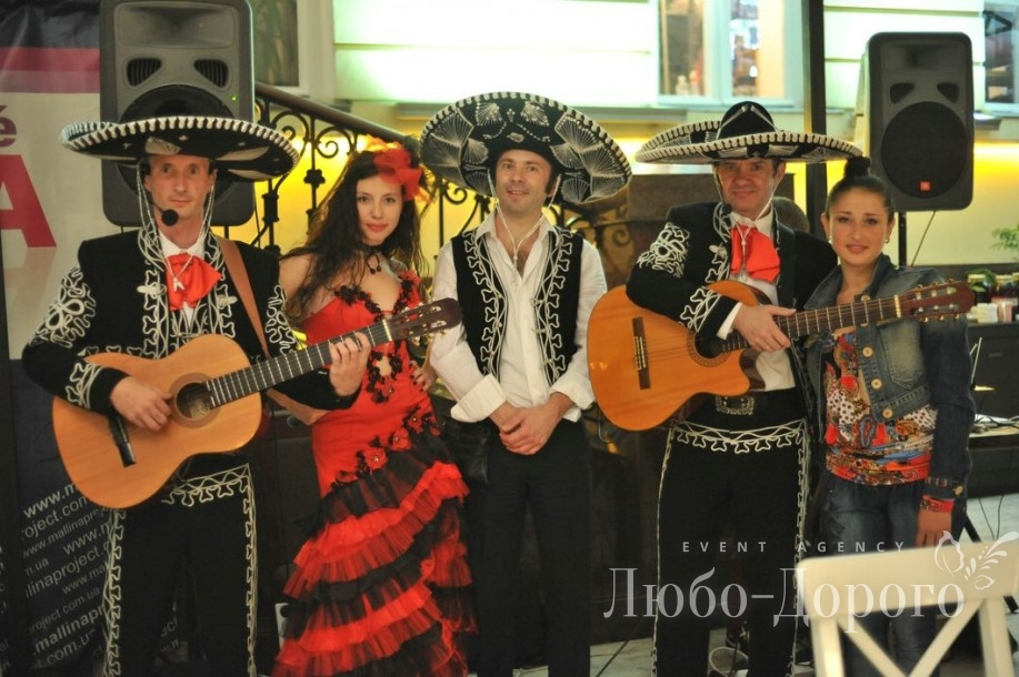 Испанская вечеринка - фото 14>