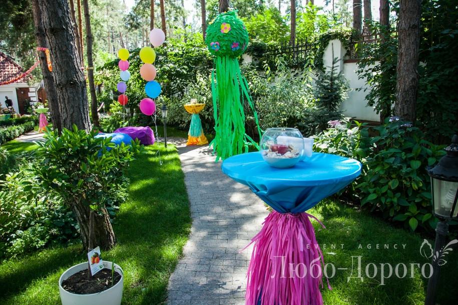 Гавайская вечеринка - фото 11>