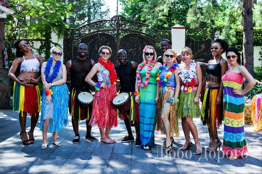 Гавайская вечеринка - фото 14>