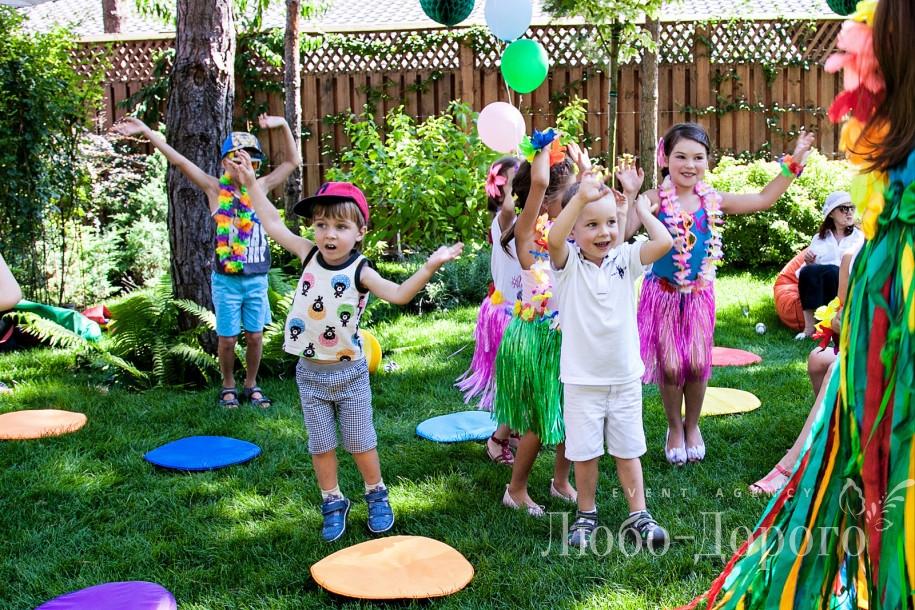 Гавайская вечеринка - фото 17>