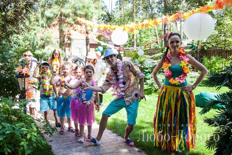 Гавайская вечеринка - фото 19>