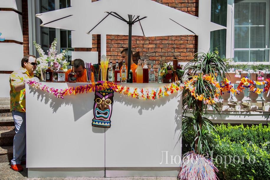 Гавайская вечеринка - фото 4>