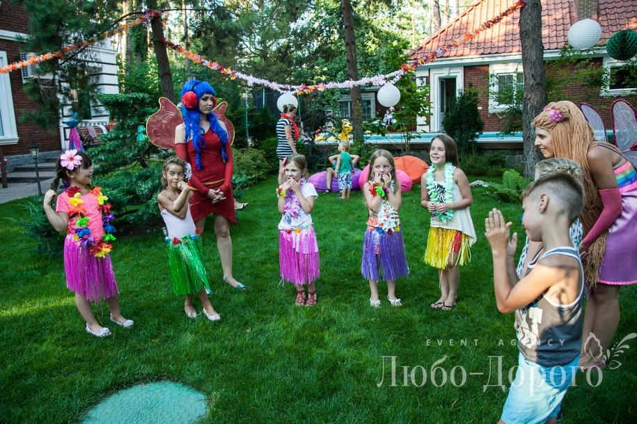 Гавайская вечеринка - фото 30>