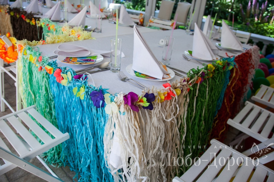 Гавайская вечеринка - фото 6>