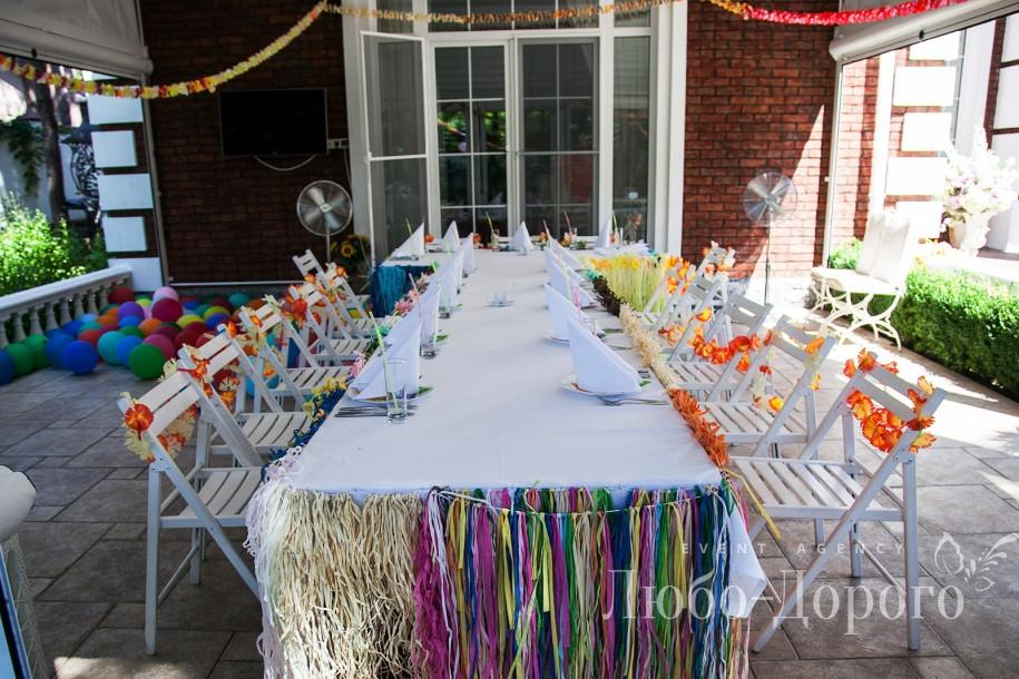 Гавайская вечеринка - фото 8>