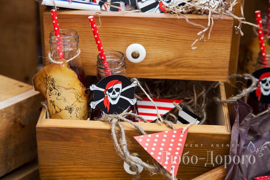 Пиратская вечеринка - фото 3>