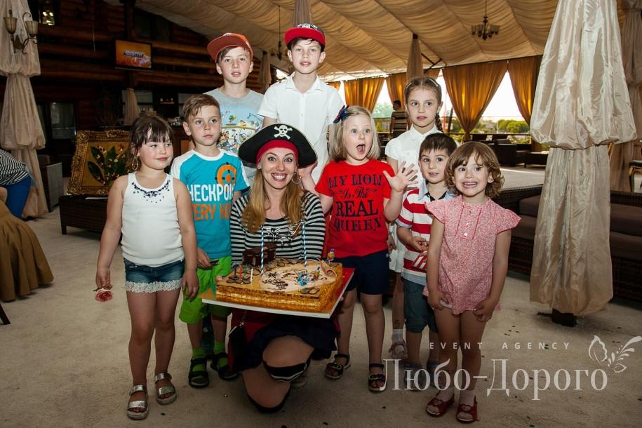 Пиратская вечеринка - фото 24>