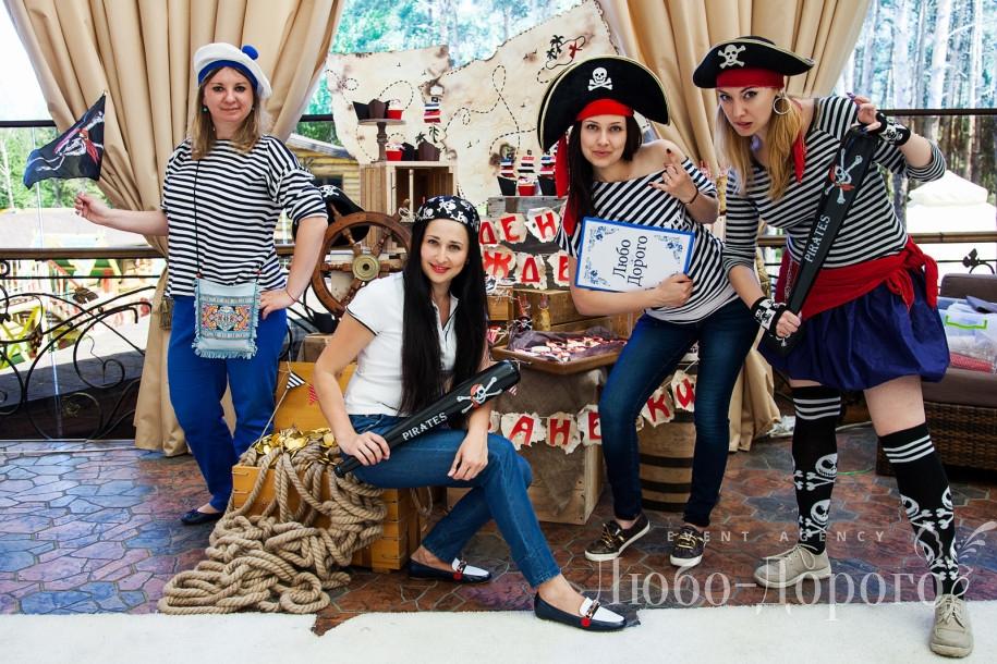 Пиратская вечеринка - фото 27>