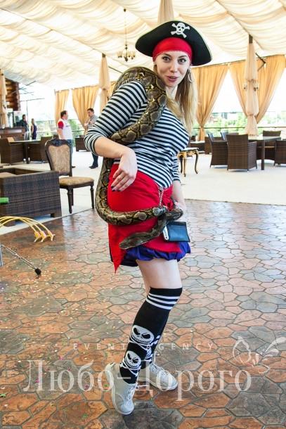 Пиратская вечеринка - фото 31>
