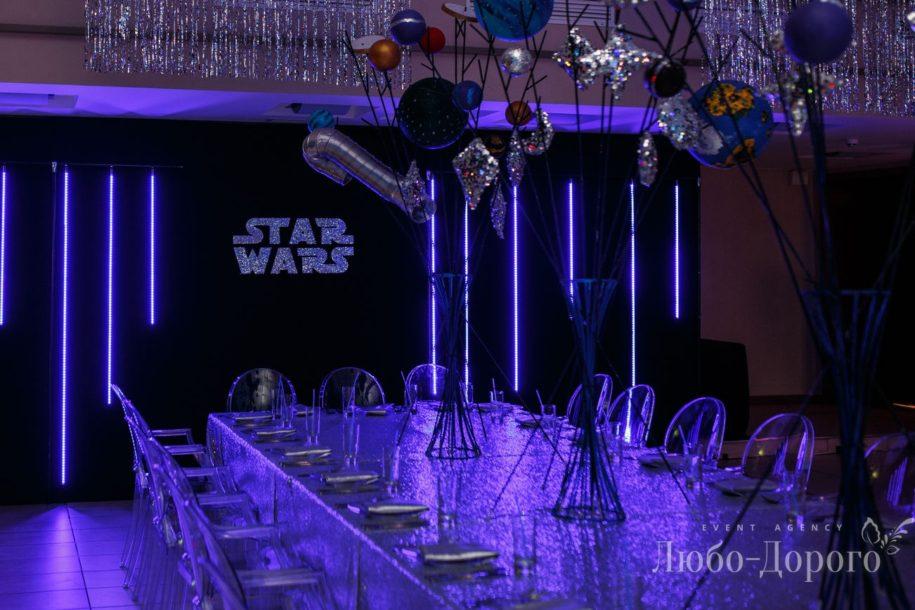 Детский праздник в стиле «Star Wars» - фото 40>