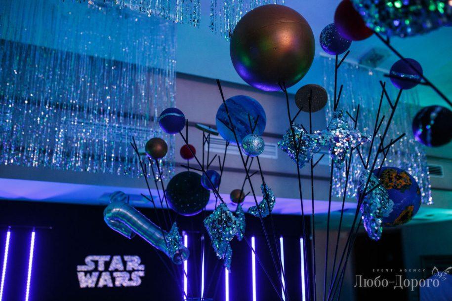 Детский праздник в стиле «Star Wars» - фото 42>