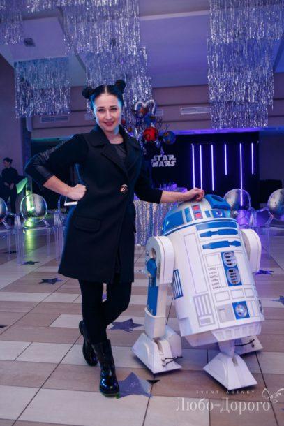 Детский праздник в стиле «Star Wars» - фото 31>