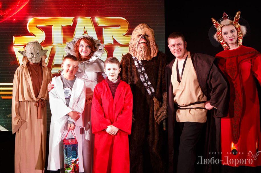 Детский праздник в стиле «Star Wars» - фото 33>