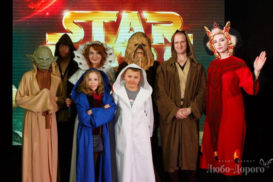 Детский праздник в стиле «Star Wars» - фото 34>