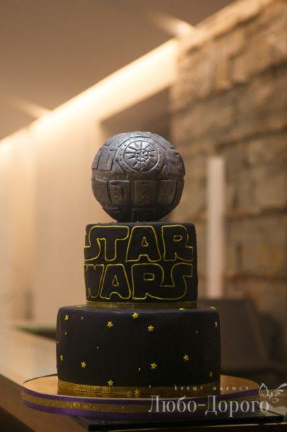 Детский праздник в стиле «Star Wars» - фото 3>