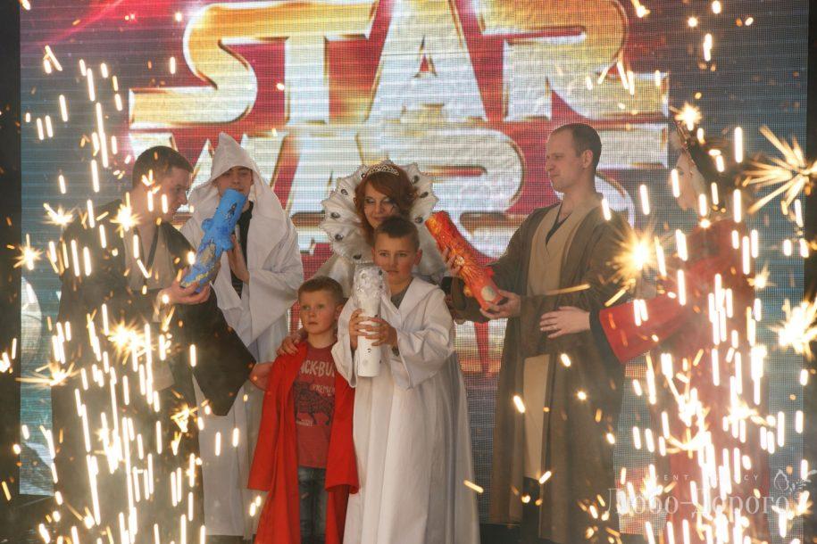 Детский праздник в стиле «Star Wars» - фото 9>