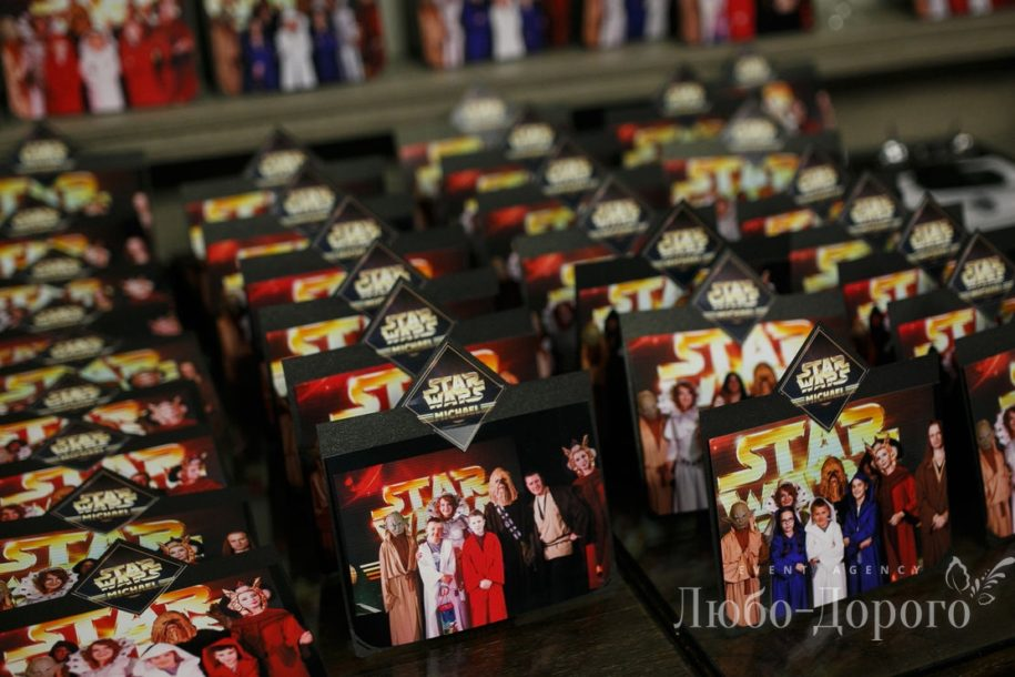 Детский праздник в стиле «Star Wars» - фото 15>