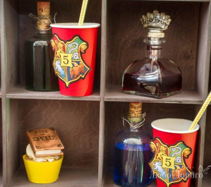 День рождения в стиле «Harry Potter» - фото 36>