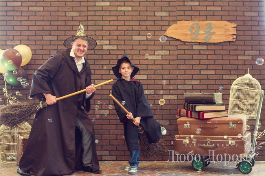 День рождения в стиле «Harry Potter» часть 2 - фото 23>