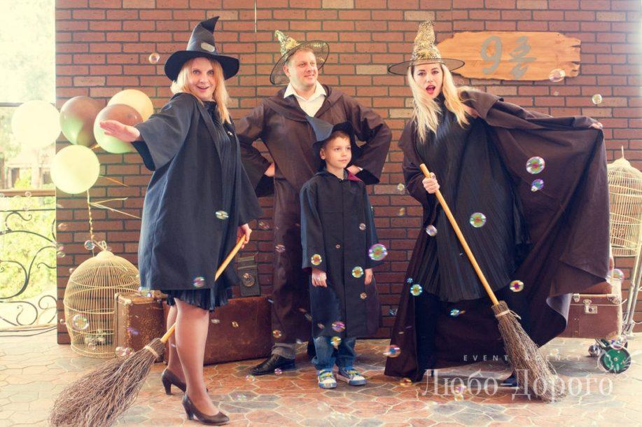 День рождения в стиле «Harry Potter» часть 2 - фото 24>