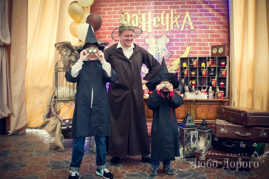 День рождения в стиле «Harry Potter» 2 - фото 25>