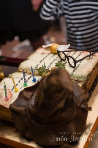День рождения в стиле «Harry Potter» часть 2 - фото 19>