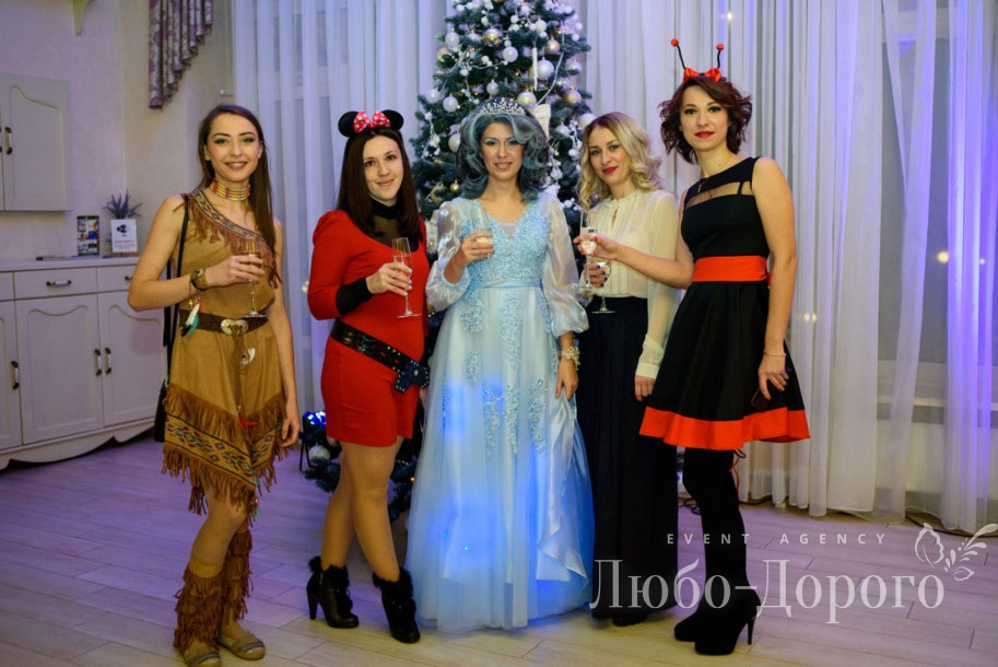Новогодний корпоратив или Снежная Королева - фото 31>
