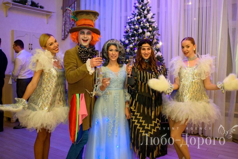 Новогодний корпоратив или Снежная Королева - фото 26>