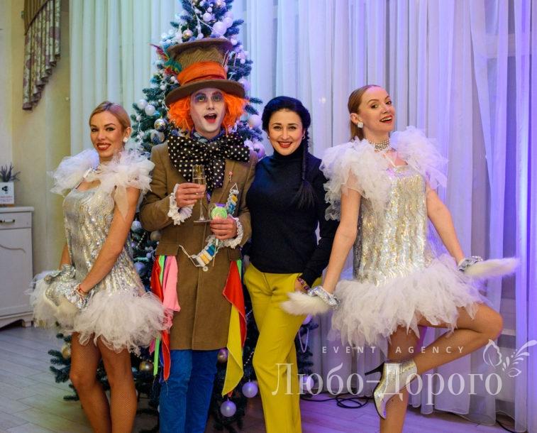 Новогодний корпоратив или Снежная Королева - фото 23>
