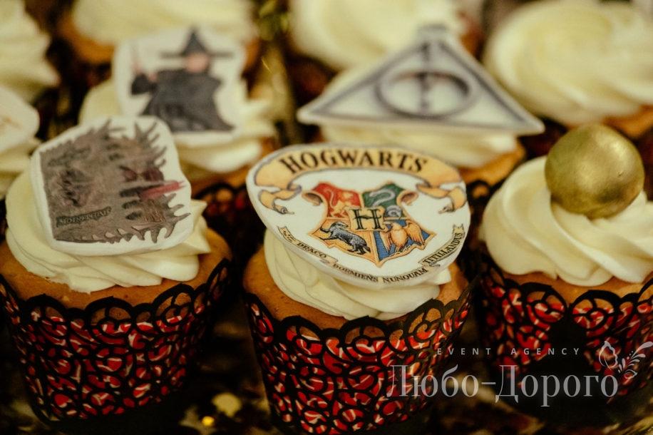 День рождения в стиле «Гарри Поттер» - фото 50>