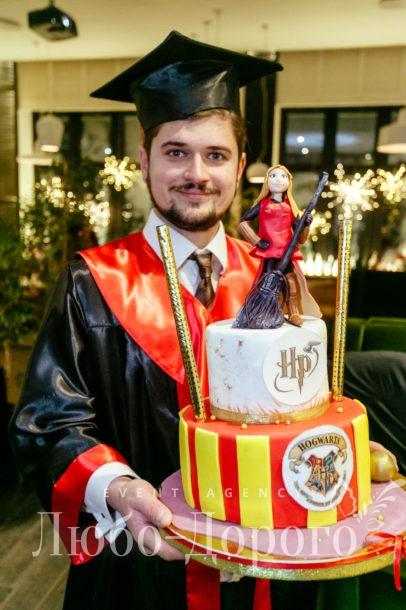 """День рождения в стиле """"Гарри Поттер"""" - фото 21>"""
