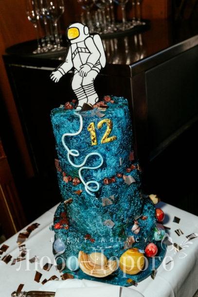 День рождения в стиле «Космос» - фото 17>