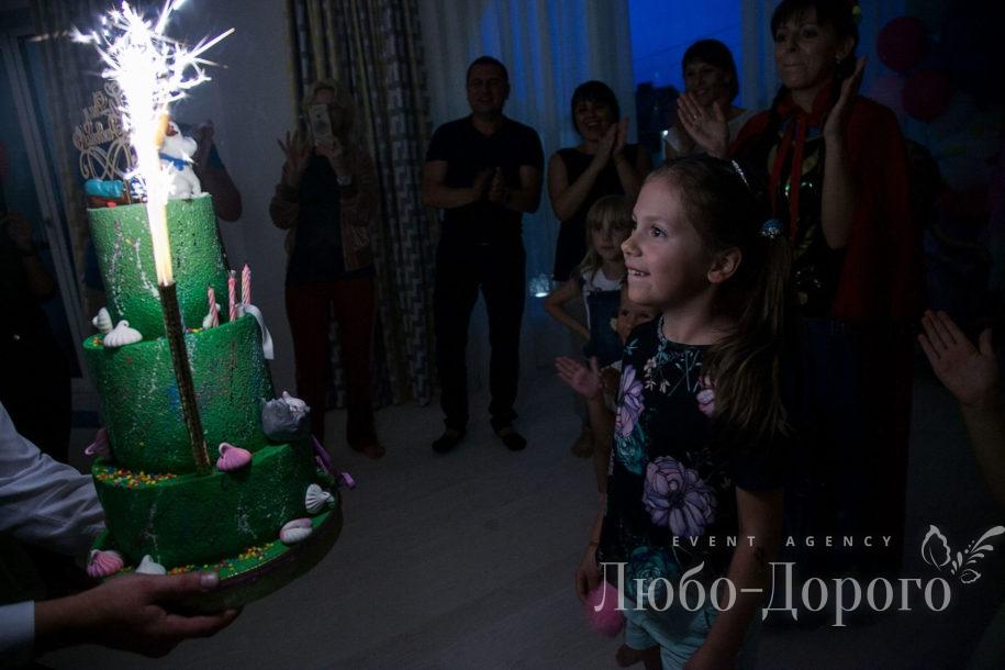 День рождения Машеньки - фото 1>