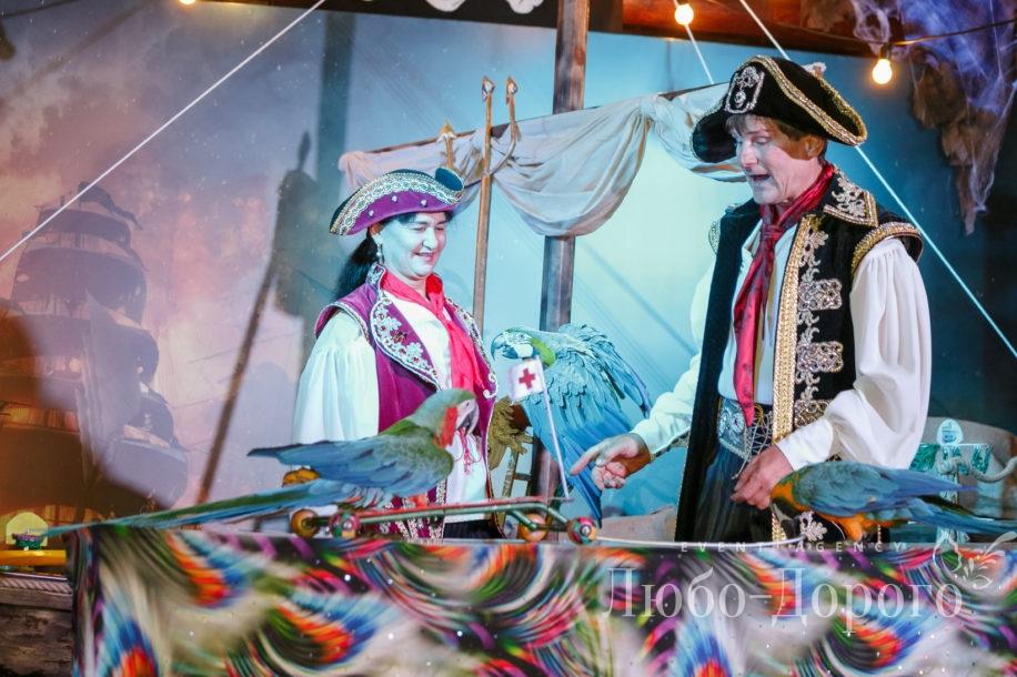 День рождения в пиратском стиле - фото 30>