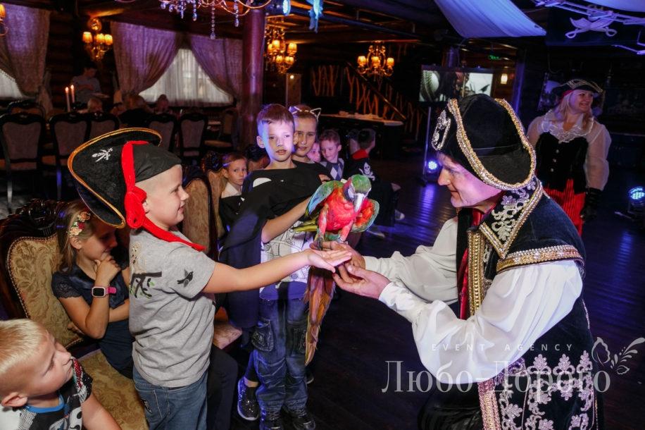 День рождения в пиратском стиле - фото 26>