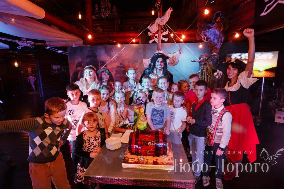 День рождения в пиратском стиле - фото 38>