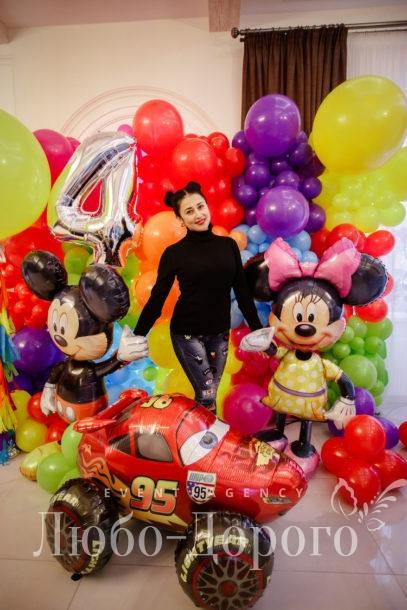 День рождения в стиле Disney - фото 2>