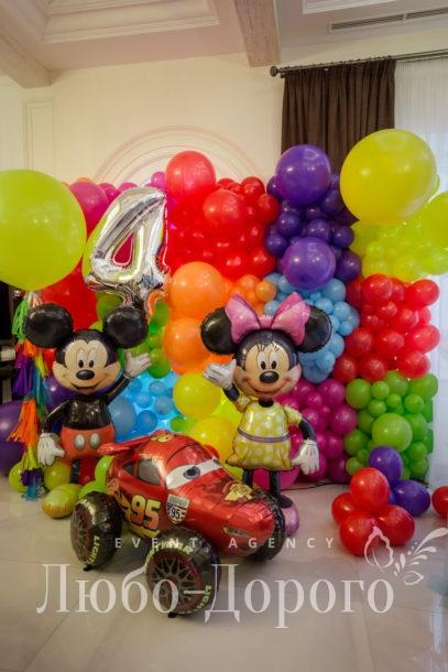 День рождения в стиле Disney - фото 7>