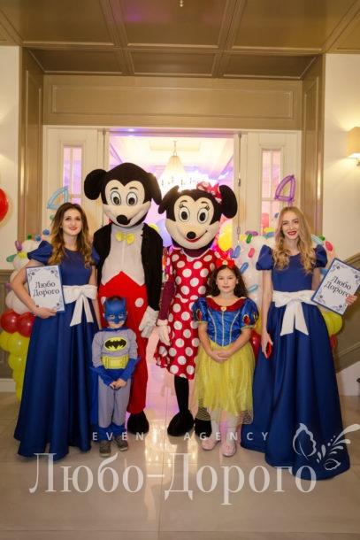 День рождения в стиле Disney - фото 14>